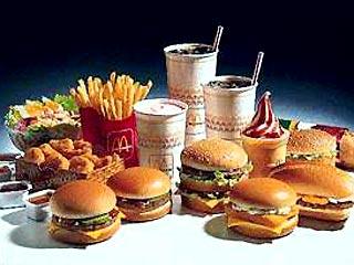 О вредной пище Самые вредные продукты питания
